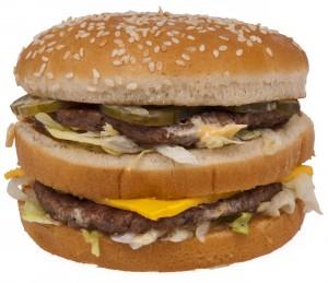 How healthy is fast food? Iamge by: Evan-Amos